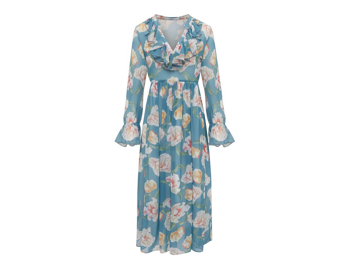 Sukienka w kwiaty Taranko, cena