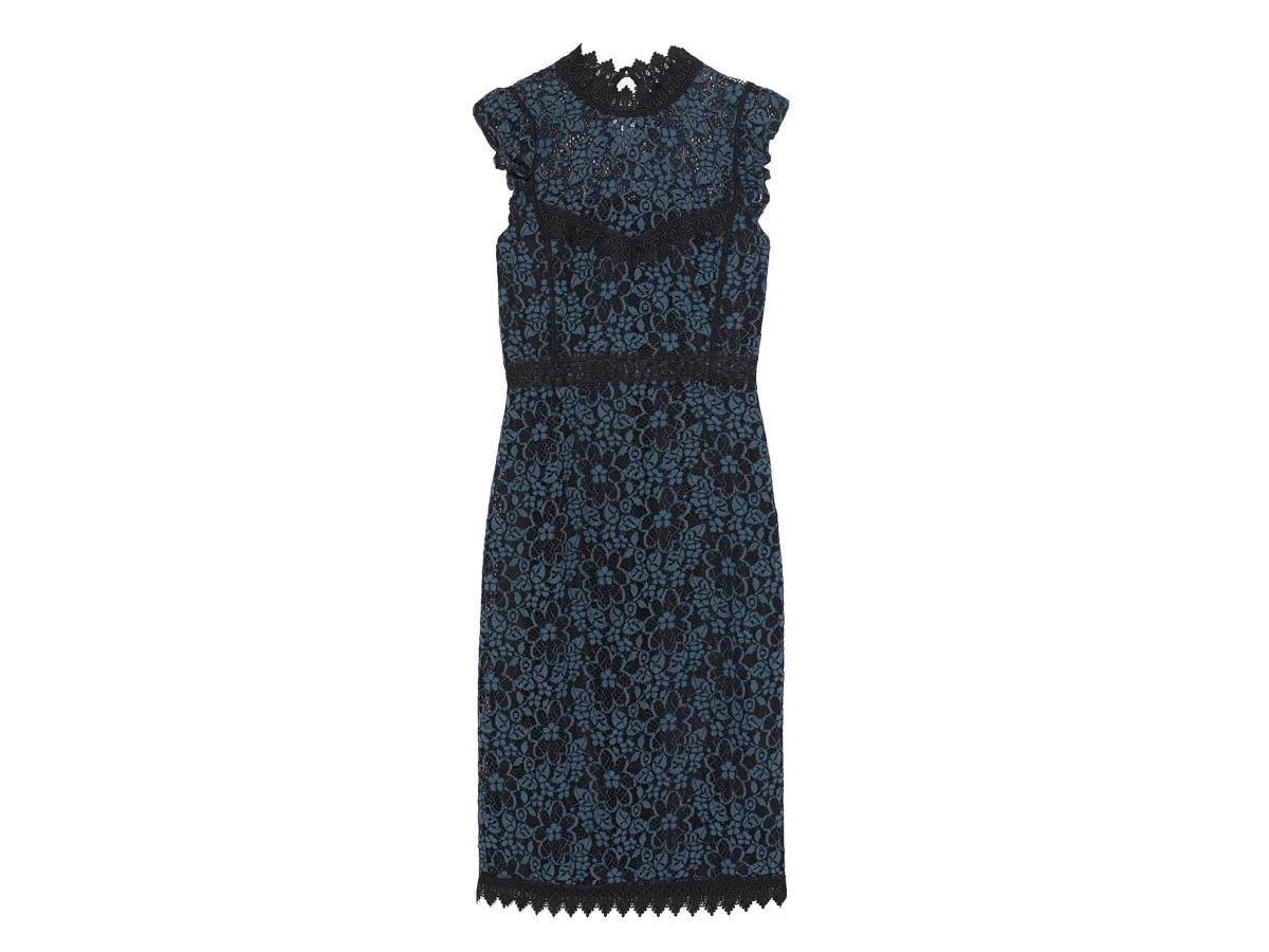 Koronkowa sukienka Zara, cena