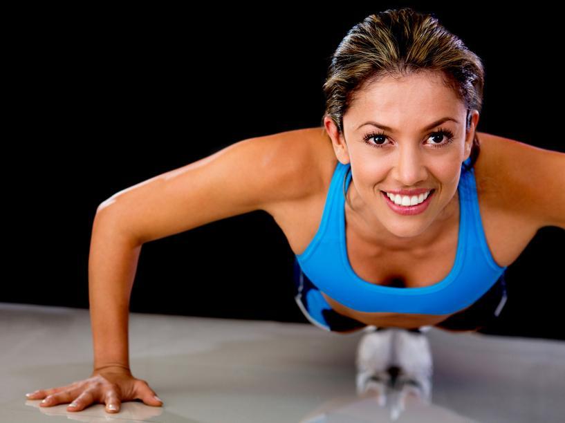 plan treningowy ćwiczenia siłowe