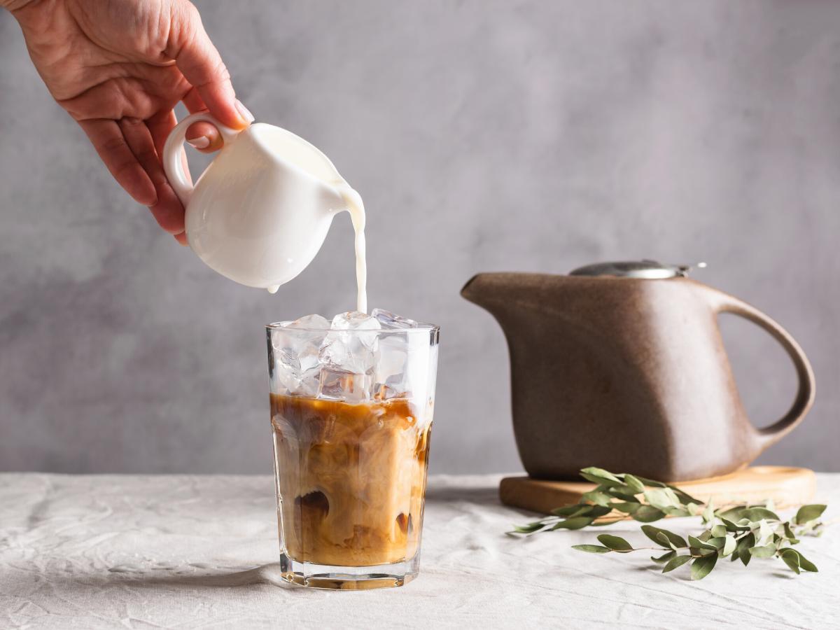 Jak zrobić ice latte