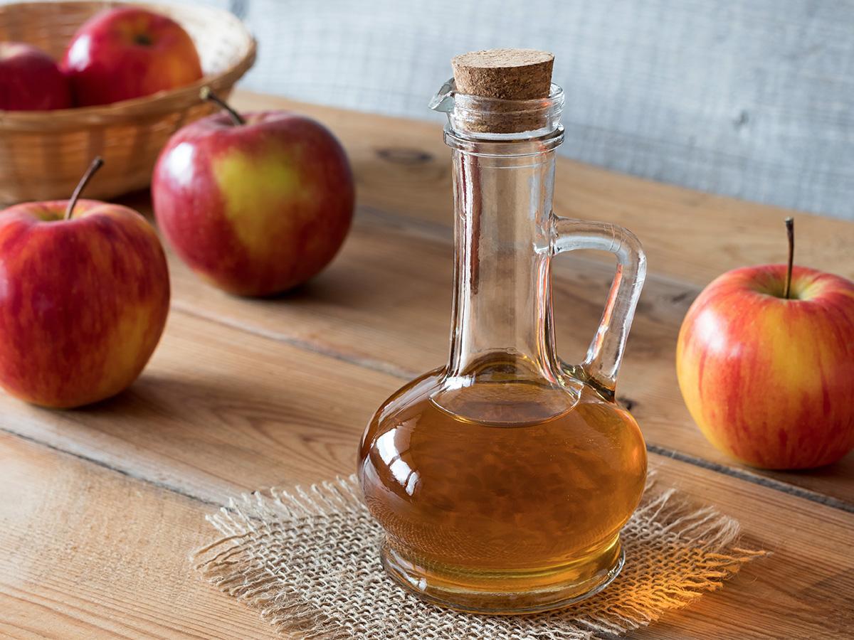 ocet jabłkowy domowy