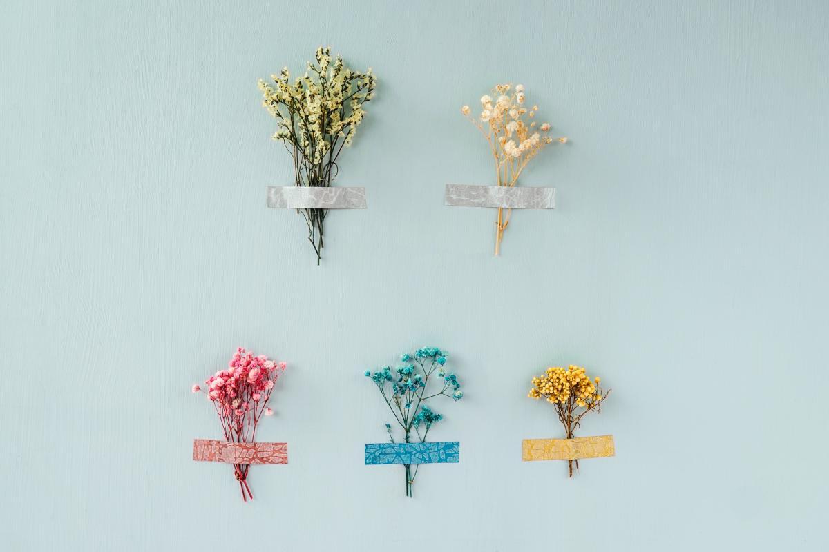 jak zrobić zielnik z kwiatów