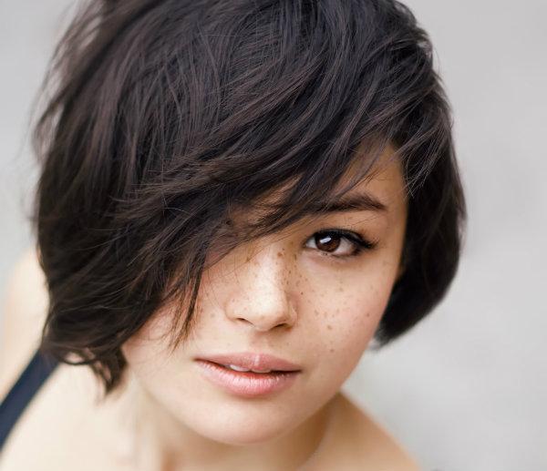 Jakie fryzury pasują do okrągłej twarzy?