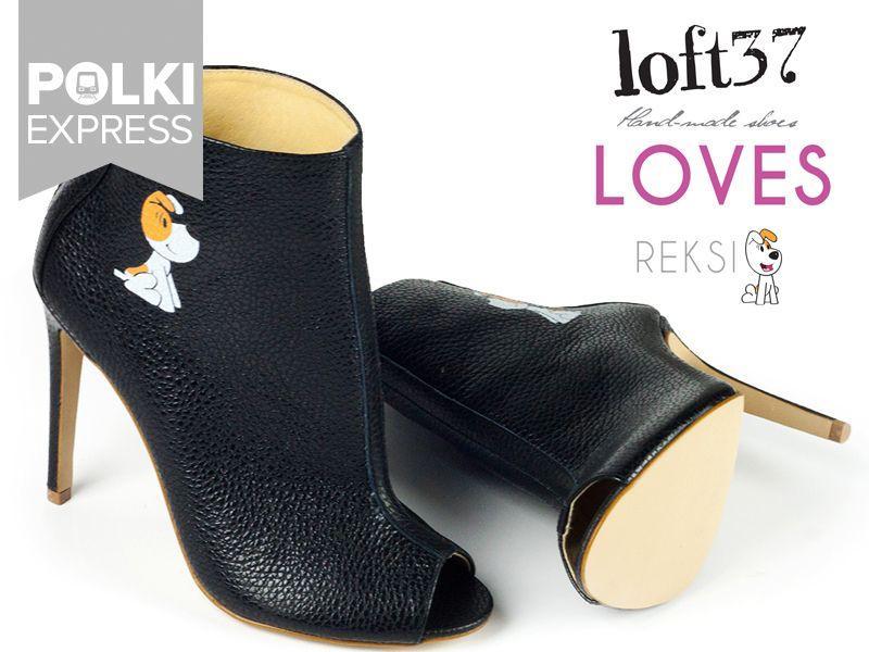 Jako pierwsze pokazujemy całą kolekcję Loft37 Loves Reksio