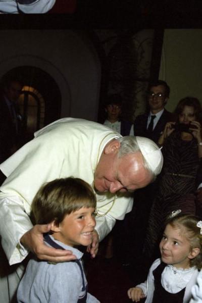 Jan Paweł II. Szukałem Was... (reż. Jarosław Szmidt) - zdjęcie