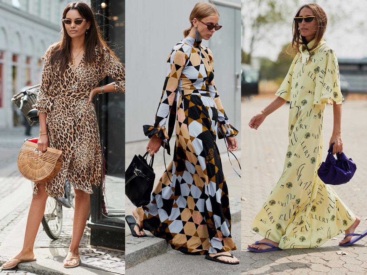 Japonki na lato 2019 - modne modele i stylizacje