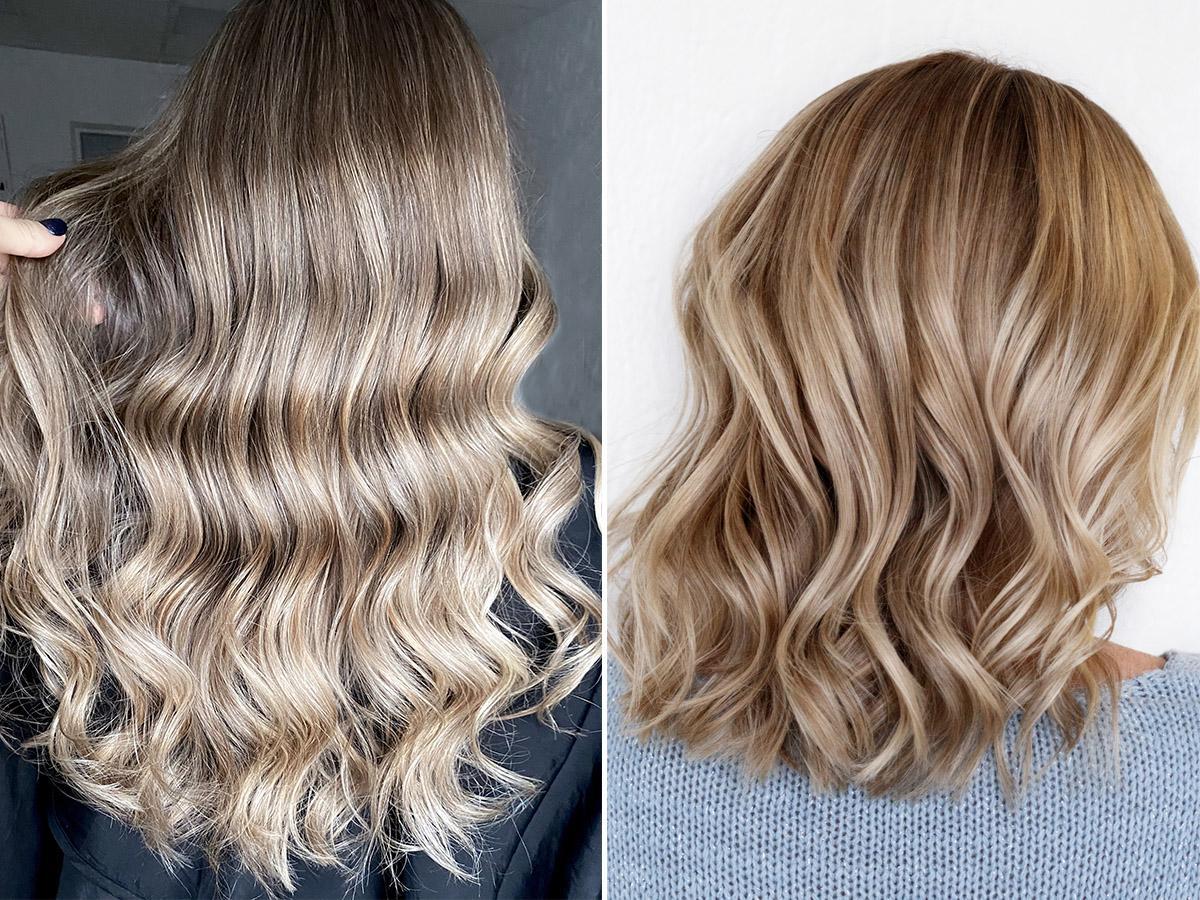 pasemka na włosach 2021