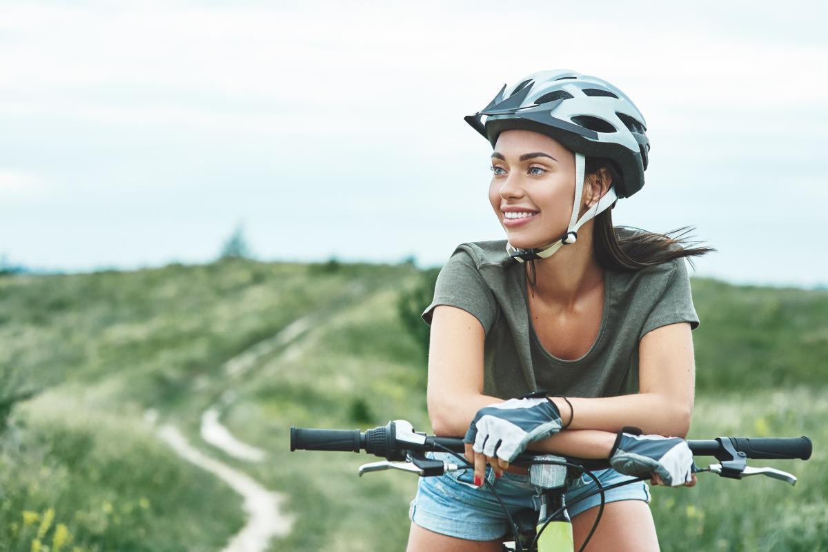 jazda na rowerze efekty po miesiącu