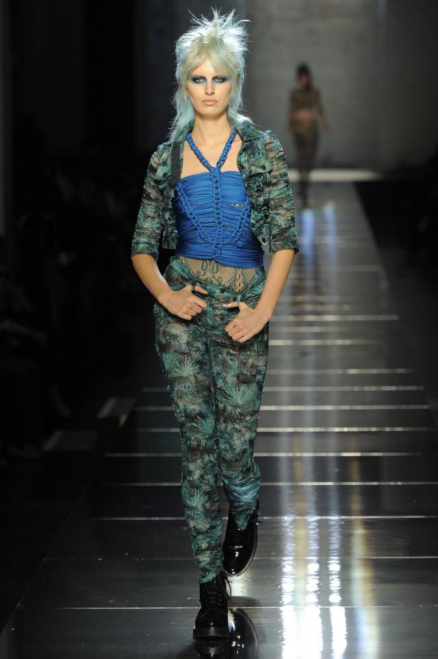 Jean Paul Gaultier, kolekcje jesień/zima 2010/2011, pokaz mody wiosna/lato 2011