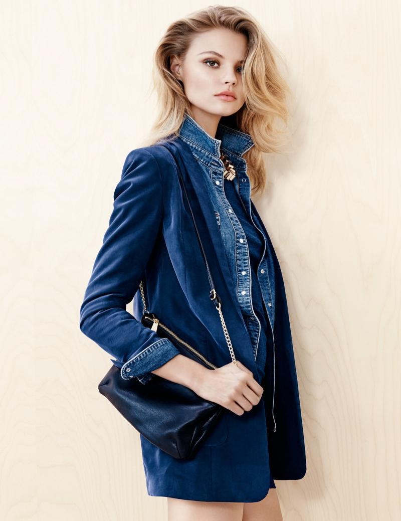 H&M, kolekcja jeansowa jesień-zima 2013/2014