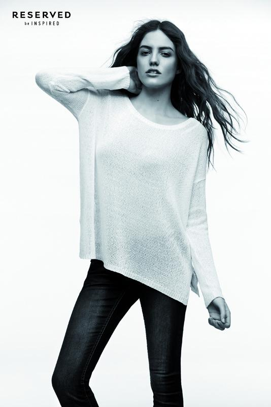 Jeansowa kolekcja Reserved 2013