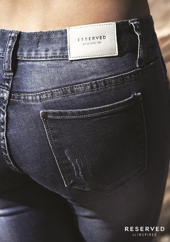 Jeansowa kolekcja Reserved jesień/zima 2013-2014