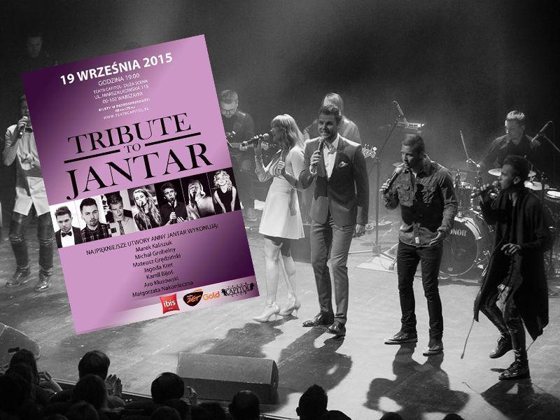 "koncert ""Tribute to Jantar"", Teatr Capitol"
