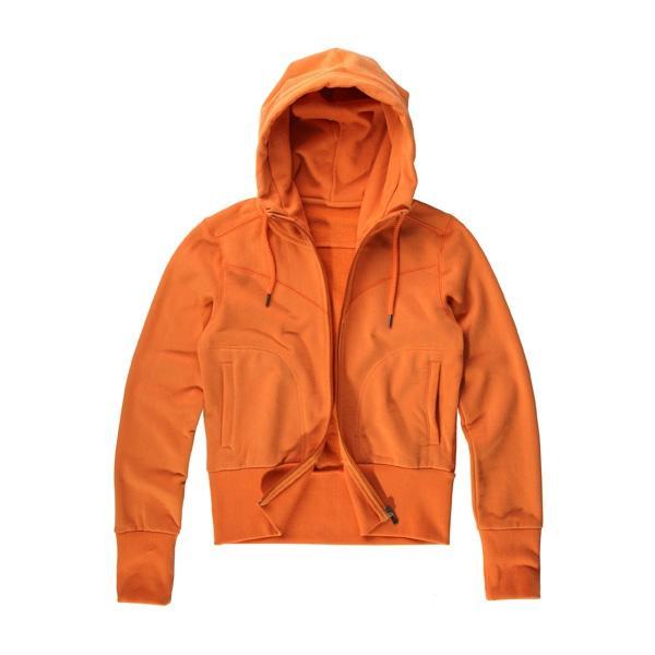Pomarańczowa bluza Big Star