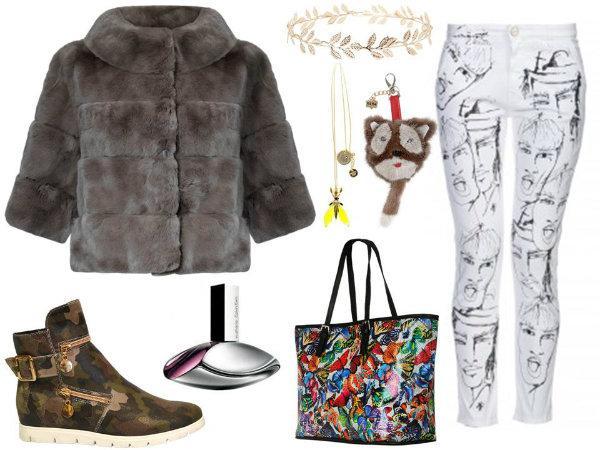 Jesień i zima w stylu pop-art - 4 propozycje