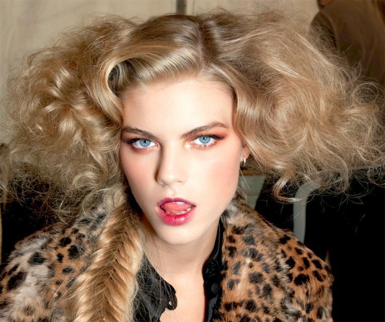 fryzura, jesień-zima 2010/11, trendy, włosy