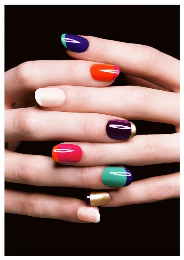 Jesienne trendy: YSL Manicure Couture