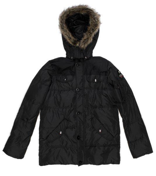 3cf9ec6e czarna kurtka Carry z futerkiem - trendy zimowe - Jesienno-zimowa ...
