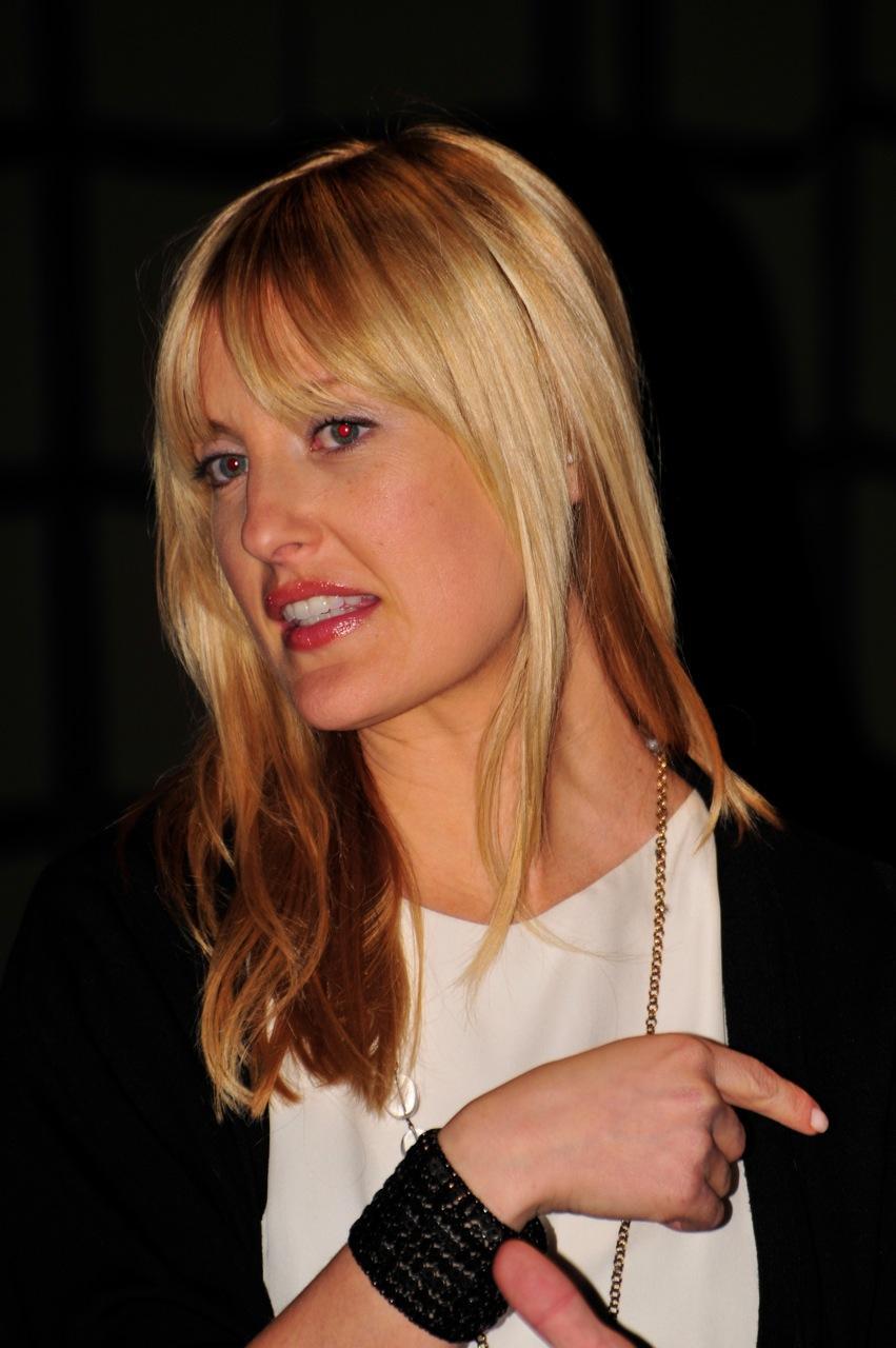 Dana Power - kulisy pokazu Evy Minge Ready-to-Wear