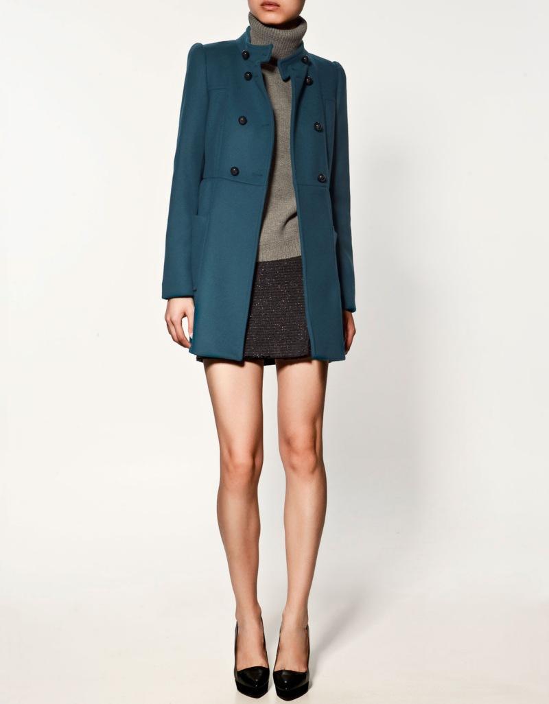 Пальто Zara 2012