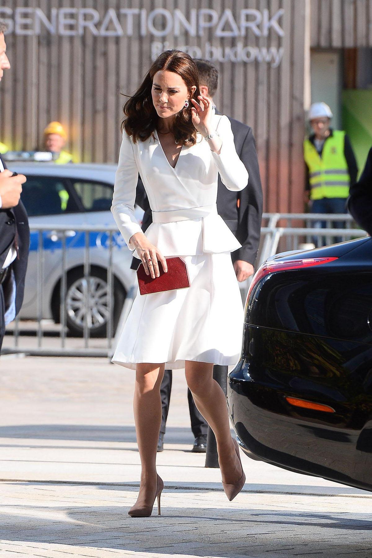 księżna Kate w Polsce