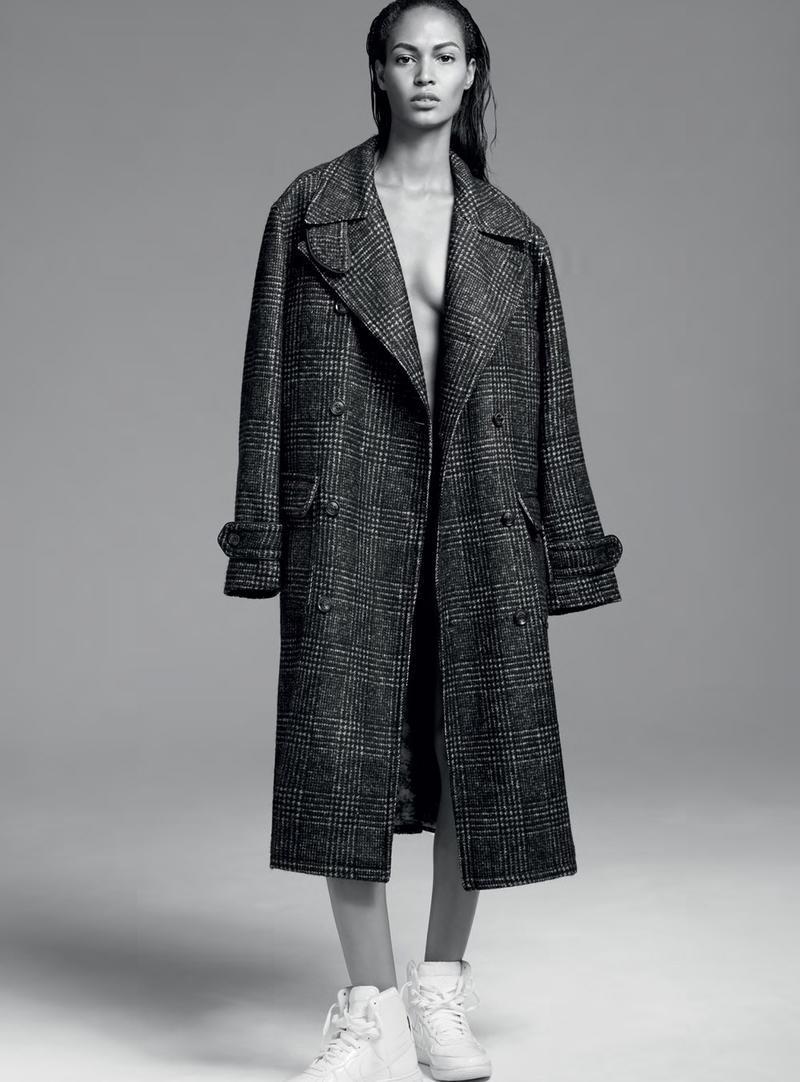The Last Magazine jesień/zima 2011 - Joan Smalls