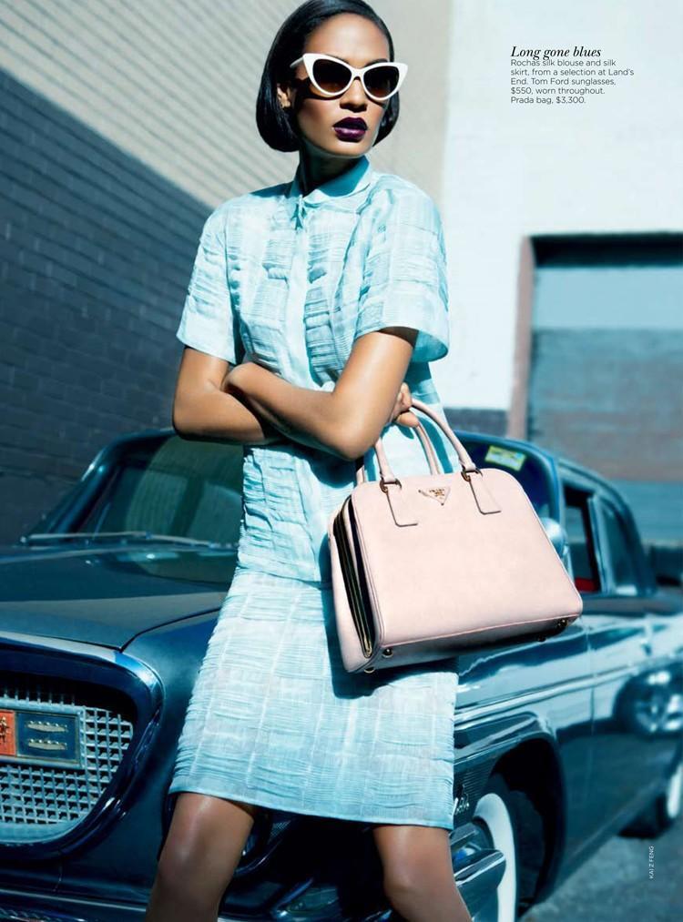 Vogue Australia maj 2012 - Joan Smalls