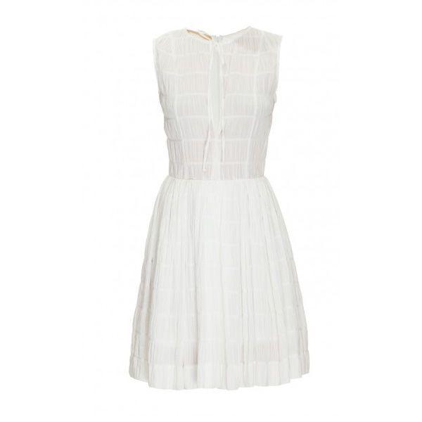 Biała sukienka SAX35th by Alicja Czarniecka, cena