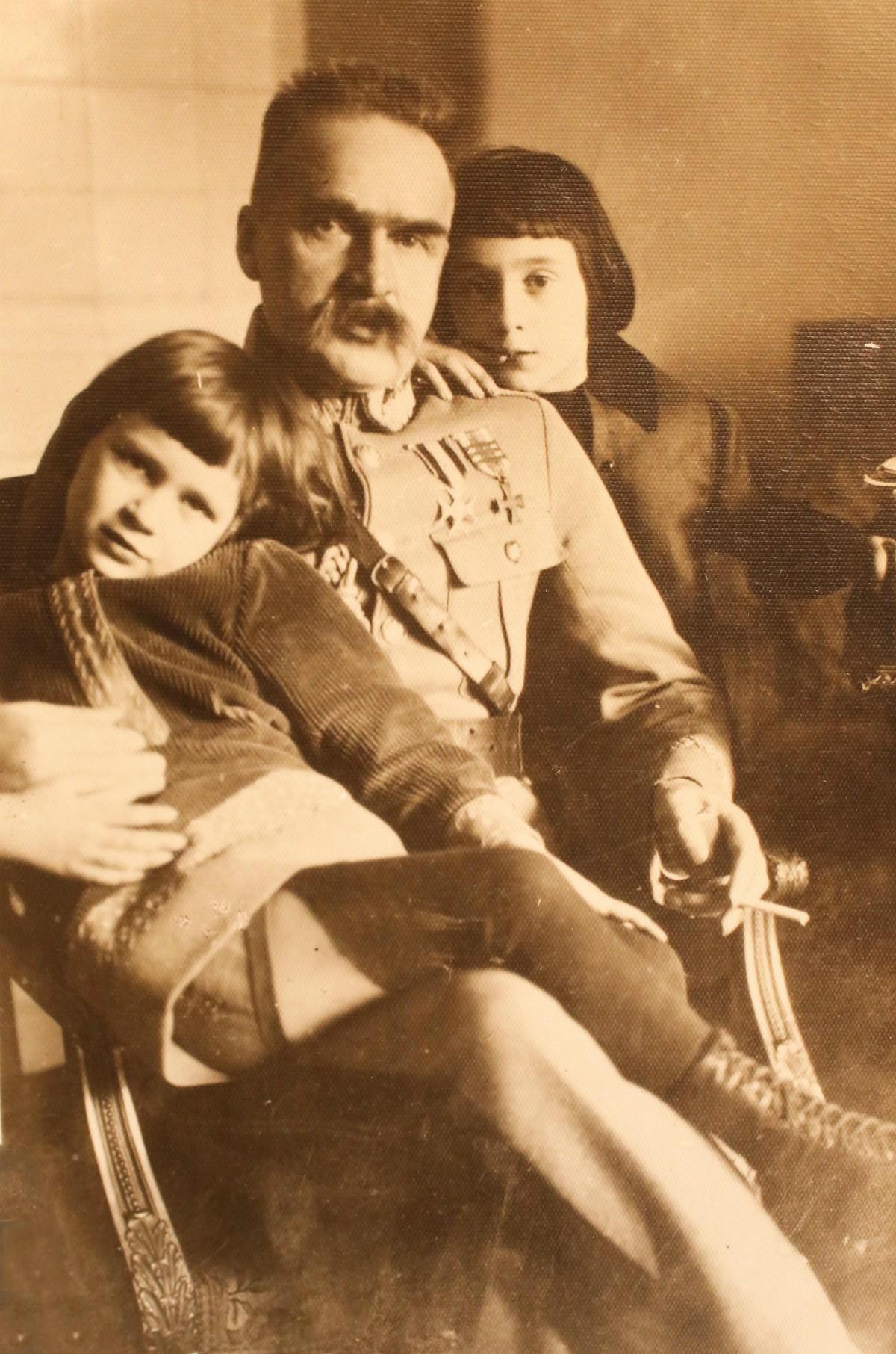 Józef Piłsudski: córki Józefa Piłsudskiego