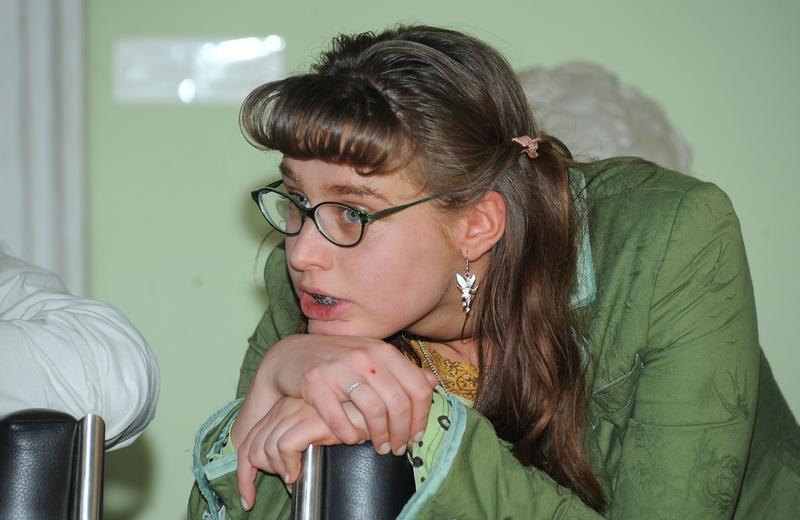 Julia Kamińska jako Ula-Brzydula? - zdjęcie