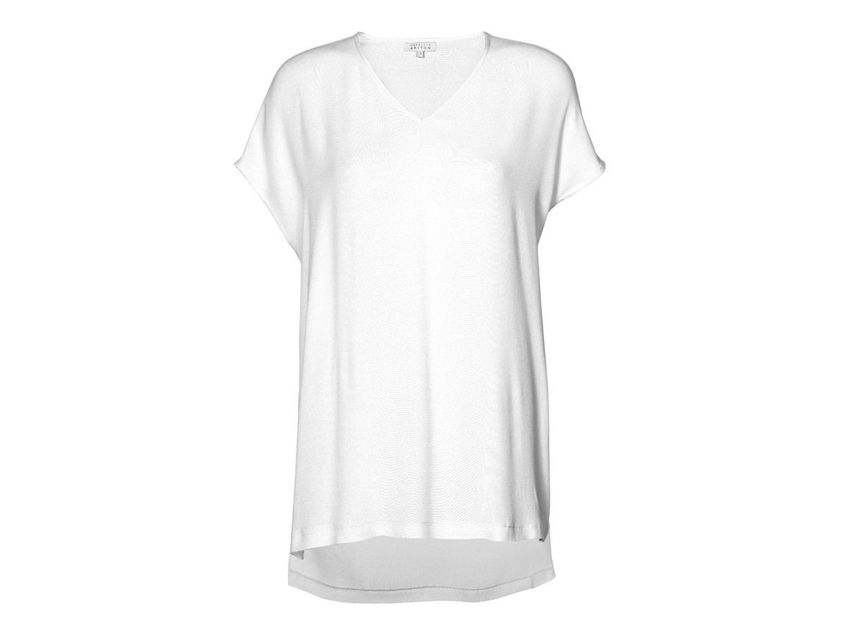 Biała bluzka Patrizia Aryton, cena