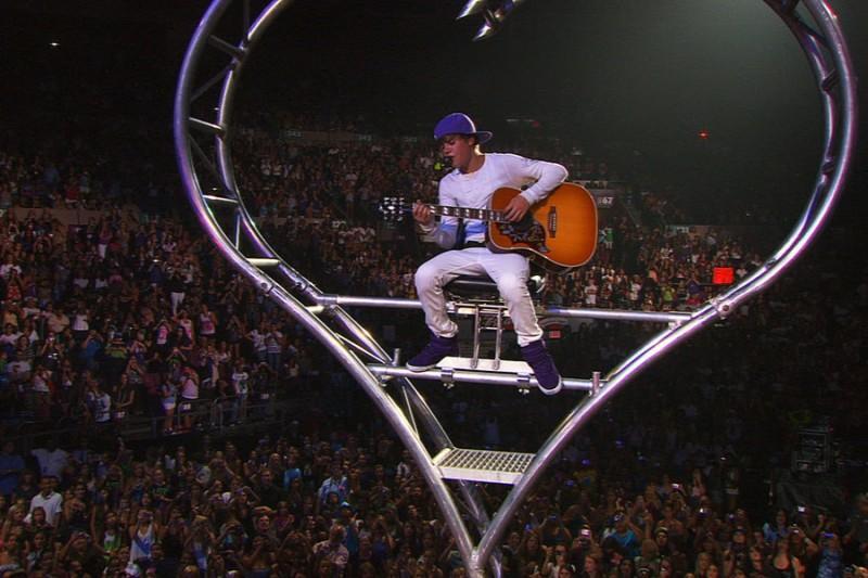 Justin Bieber: Never Say Never (reż. Jon Chu)