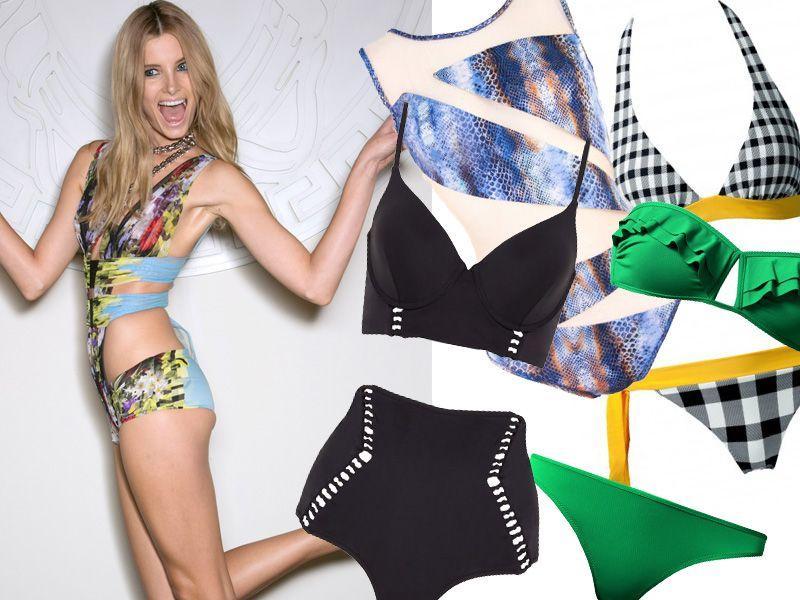 Już są! 35 kostiumów kąpielowych z najnowszych kolekcji