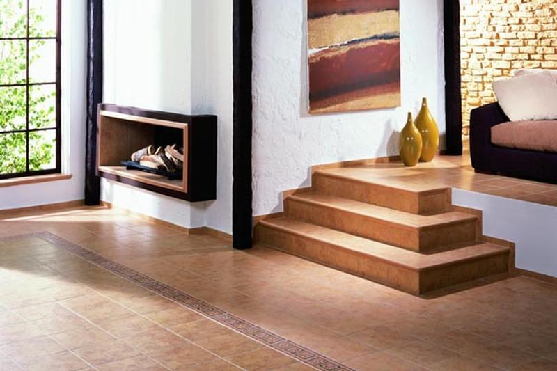 Kafle na podłogę - zdjęcie