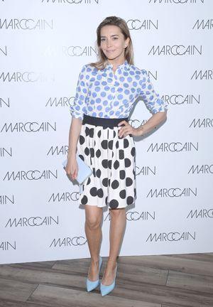 Kamilla Baar w wiosennej stylizacji