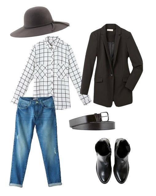 Kapelusz zamiast czapki - modne stylizacje na jesień