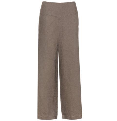 beżowe spodnie Kappahl - wiosna/lato 2011