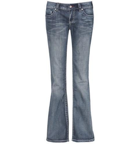 niebieskie spodnie Kappahl dresowe - wiosna/lato 2011