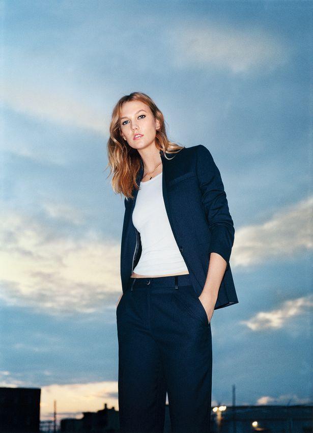 Karlie Kloss twarzą najnowszej kolekcji marki Topshop
