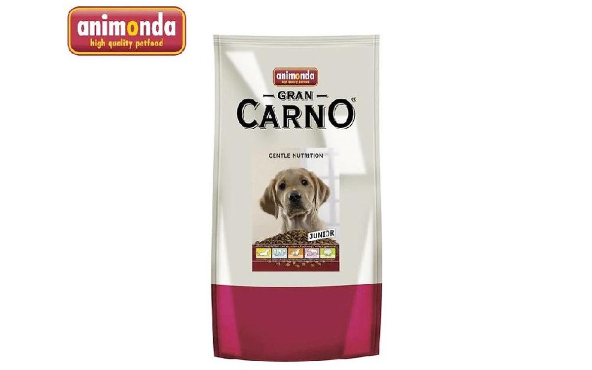 Karma dla szczeniąt Gran-Carno