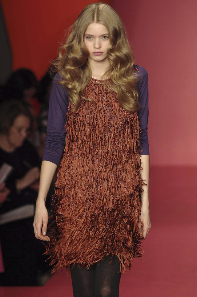 DKNY, kolekcje jesień-zima 2009/2010