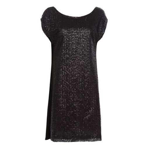 Sukienka z cekinami, Pull&Bear