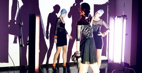 Lookbook marki Bershka na karnawał 2013