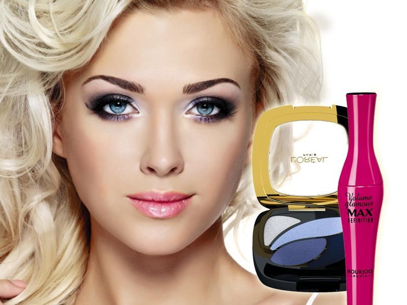 Makijaż Dla Blondynki Karnawał 2013 Twarz I Makijaż Polkipl