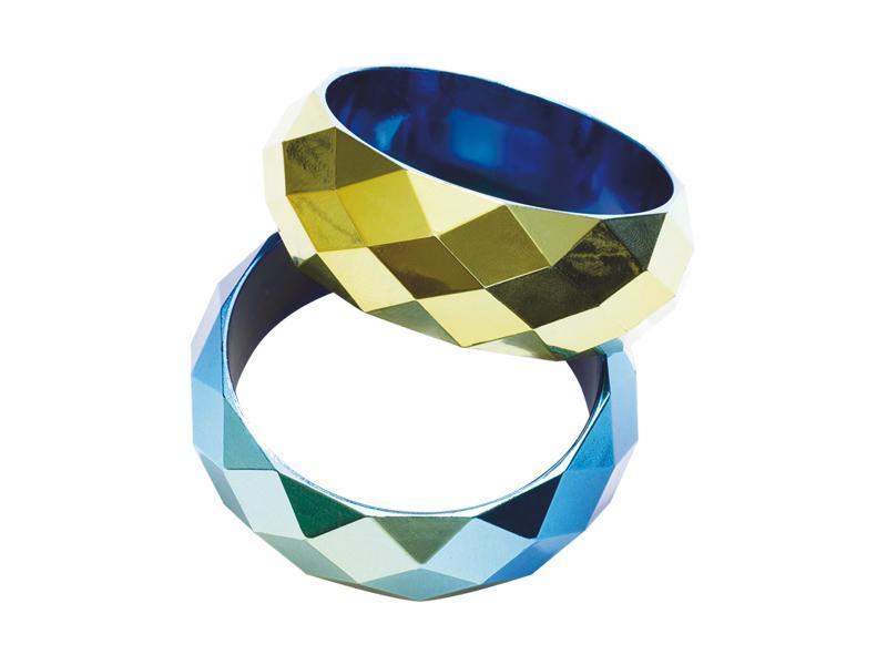 bransolety, biżuteria, H&M