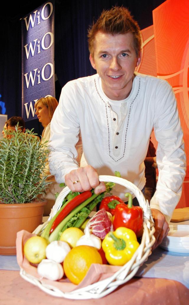 Gotuj z Okrasą: Bryzol z pieczarkami