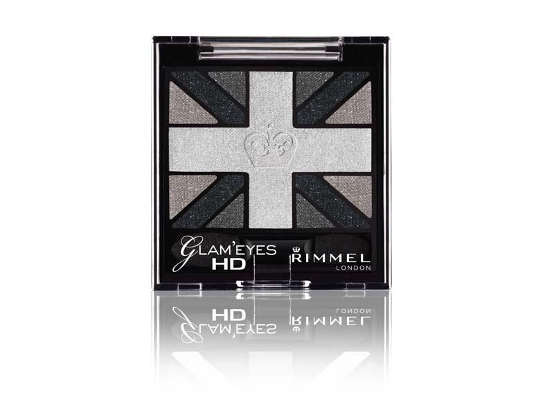 Kate Moss, Rimmel, look, karnawał 2012, makijaż