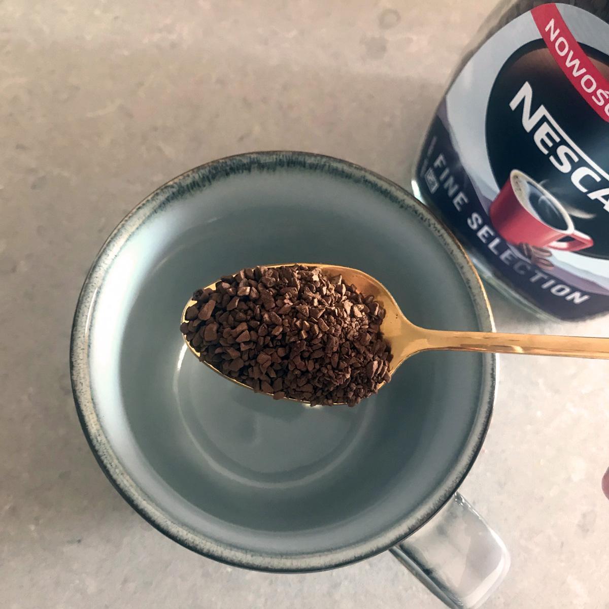Kawa rozpuszczalna Nescafe Fine Selection - nowość