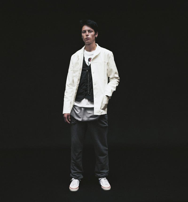 czarna kamizelka Adidas - kolekcja na lato
