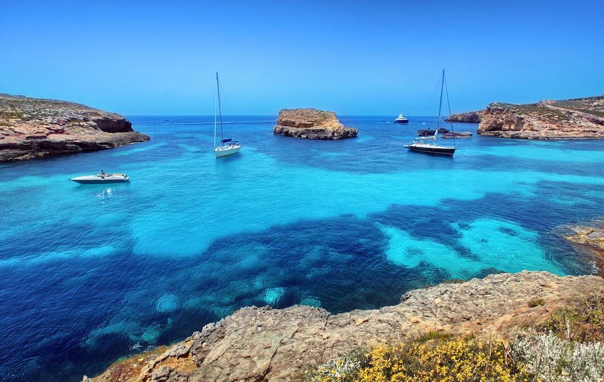 Malta, Błękitna Laguna